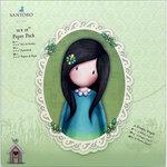 Santoro London - Gorjuss Garden - 12 x 12 Paper Pack