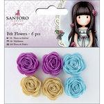 Santoro London - Gorjuss Garden - Felt Flowers