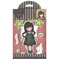 DoCrafts - Santoro Gorjuss - Cling Rubber Stamps - Own Universe