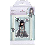 Santoro London - Gorjuss Garden - Rubber Stamp - Rosie