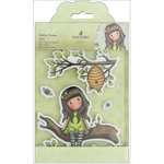 Santoro London - Gorjuss Garden - Rubber Stamp - Little Leaf