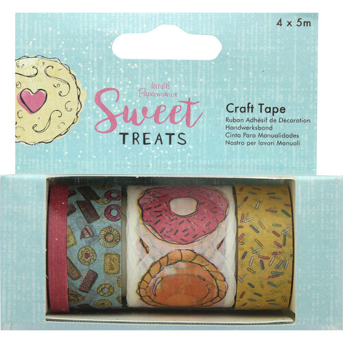 DoCrafts - Sweet Treats Collection - Craft Tape