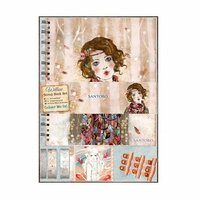 Santoro London - Willow - Scrap Book Set