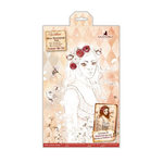 Santoro London - Willow - Mini Decoupage Pad with Glitter Accents