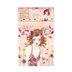 Santoro London - Willow Rubber Stamp - Innocence