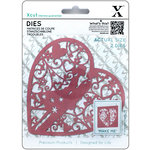 Docrafts - Xcut - Die Set - Couple In Heart