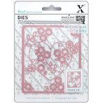Docrafts - Xcut - Die Set - Floral Heart
