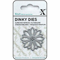 Docrafts - Xcut - Die Set - Flower
