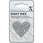 Docrafts - Xcut - Die Set - Heart