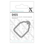 Docrafts - Xcut - Die Set - Gift Tag