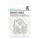 DoCrafts - Xcut - Die Set - Dinky - House