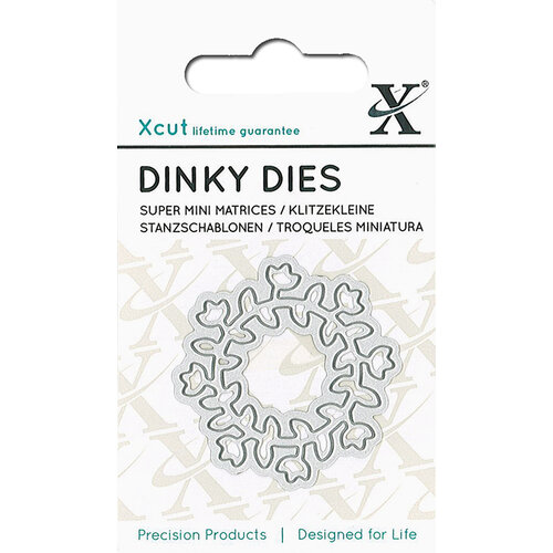 Xcut Dinky Dies Gift Tag Die Cut Stencil