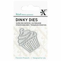 DoCrafts - Xcut - Die Set - Dinky - Cupcake