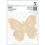 DoCrafts - Xcut - Die Set - Ornate Butterfly