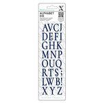 DoCrafts - Xcut - Die Set - Vintage Alphabet