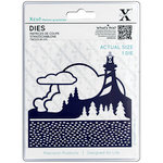 DoCrafts - Xcut - Die Set - Lighthouse