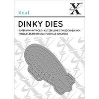 DoCrafts - Xcut - Die Set - Dinky - Zeppelin