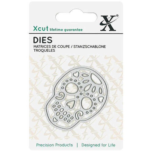 DoCrafts - Xcut - Die Set - Mini - Mexican Skull