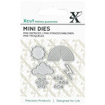 DoCrafts - Xcut - Die Set - Mini - Weather Icons