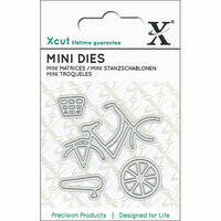 DoCrafts - Xcut - Die Set - Mini - Bicycle
