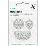 DoCrafts - Xcut - Die Set - Mini - Fruits
