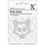 DoCrafts - Xcut - Die Set - Mini - Fox Head