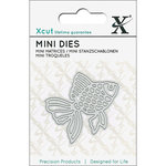 DoCrafts - Xcut - Die Set - Mini - Gold Fish