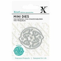 DoCrafts - Xcut - Die Set - Mini - Pisces