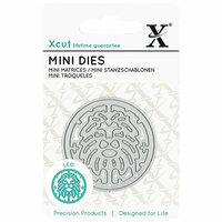 DoCrafts - Xcut - Die Set - Mini - Leo