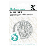 DoCrafts - Xcut - Die Set - Mini - Virgo