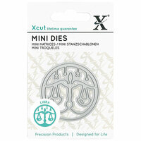 DoCrafts - Xcut - Die Set - Mini - Libra