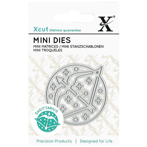 DoCrafts - Xcut - Die Set - Mini - Sagittarius