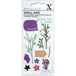 DoCrafts - Xcut - Die Set - Small - Flower Jar
