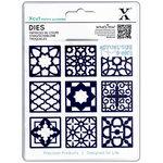 DoCrafts - Xcut - Die Set - Moroccan Tiles