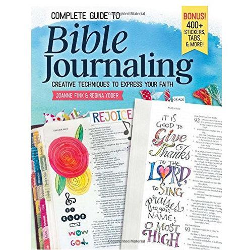 Design Originals - Complete Guide To Bible Journaling Book