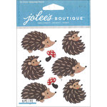 EK Success - Jolee's Boutique - 3 Dimensional Stickers - Repeat Hedgehogs