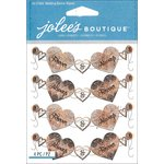 EK Success - Jolee's Boutique - 3 Dimensional Stickers - Repeat Wedding Banner