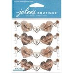 EK Success - Jolee's Boutique - 3 Dimensional Stickers - Repeat Wedding Banner
