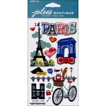 EK Success - Jolee's Boutique - 3 Dimensional Stickers - Large Paris