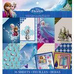 EK Success - Disney Collection - 12 x 12 Paper Pad - Frozen