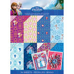 EK Success - Disney Collection - 8.5 x 11 Paper Pad - Frozen