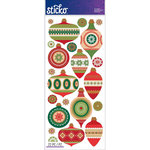EK Success - Sticko - Large Stickers - Ornament