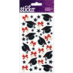 EK Success - Sticko - Stickers - Graduation - Black