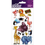 EK Success - Sticko - Stickers - Zoo Pass