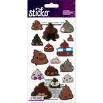 EK Success - Sticko - Stickers - Funny - Frosting