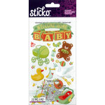 EK Success - Sticko - Stickers - Welcome Home Baby