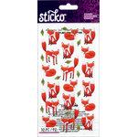 EK Success - Sticko - Stickers - Foxes