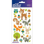 EK Success - Sticko - Stickers - Woodland Animals