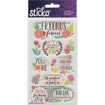 EK Success - Sticko - Stickers - Friends