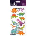 EK Success - Sticko - Stickers - Dinosaurs